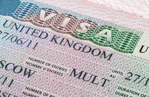 تأشيرة انجلترا سياحة