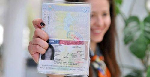 تأشيرة امريكا سياحة